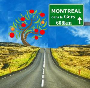 Panneau Montréal