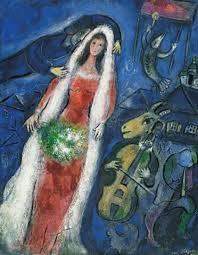 ChagallMariés
